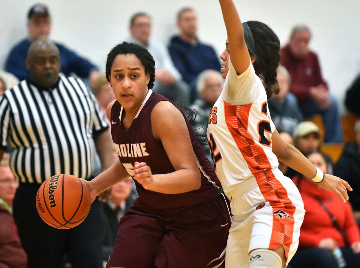 Prep Girls' Basketball: United Township vs. Moline