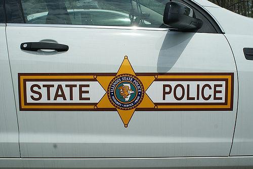 illinois state police logo