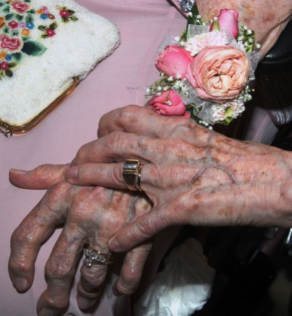 2 Q-C Women Marry After 72 Years Together