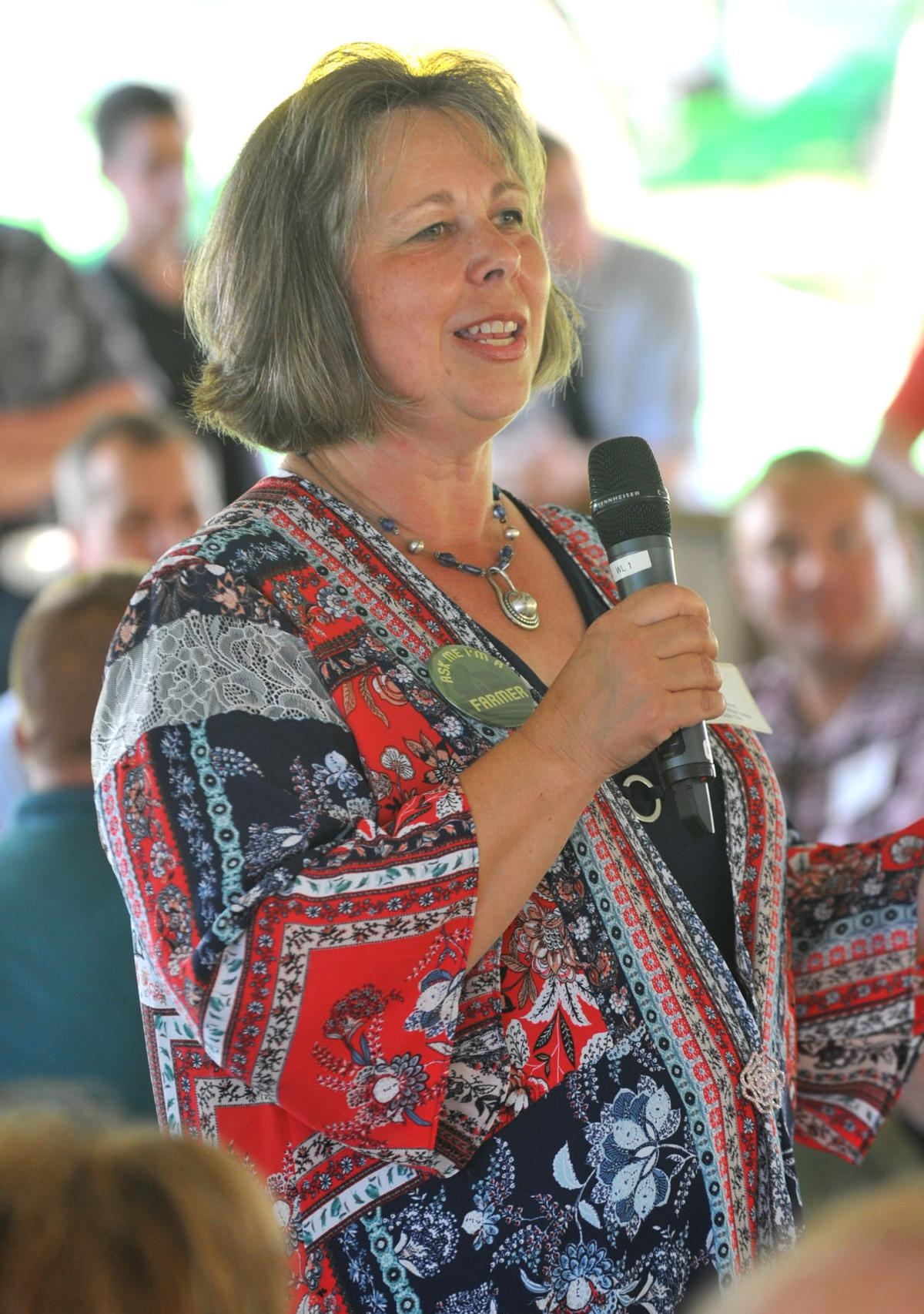 Friday on the farm: Event showcases local food, ag issues
