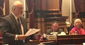 Republicans start process to amend Iowa's Constitution on abortion