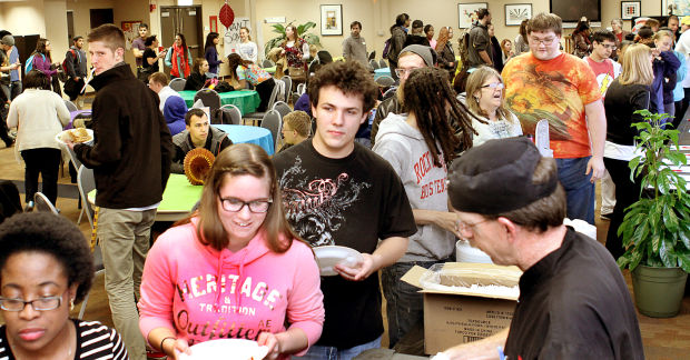 Black Hawk College fundraiser