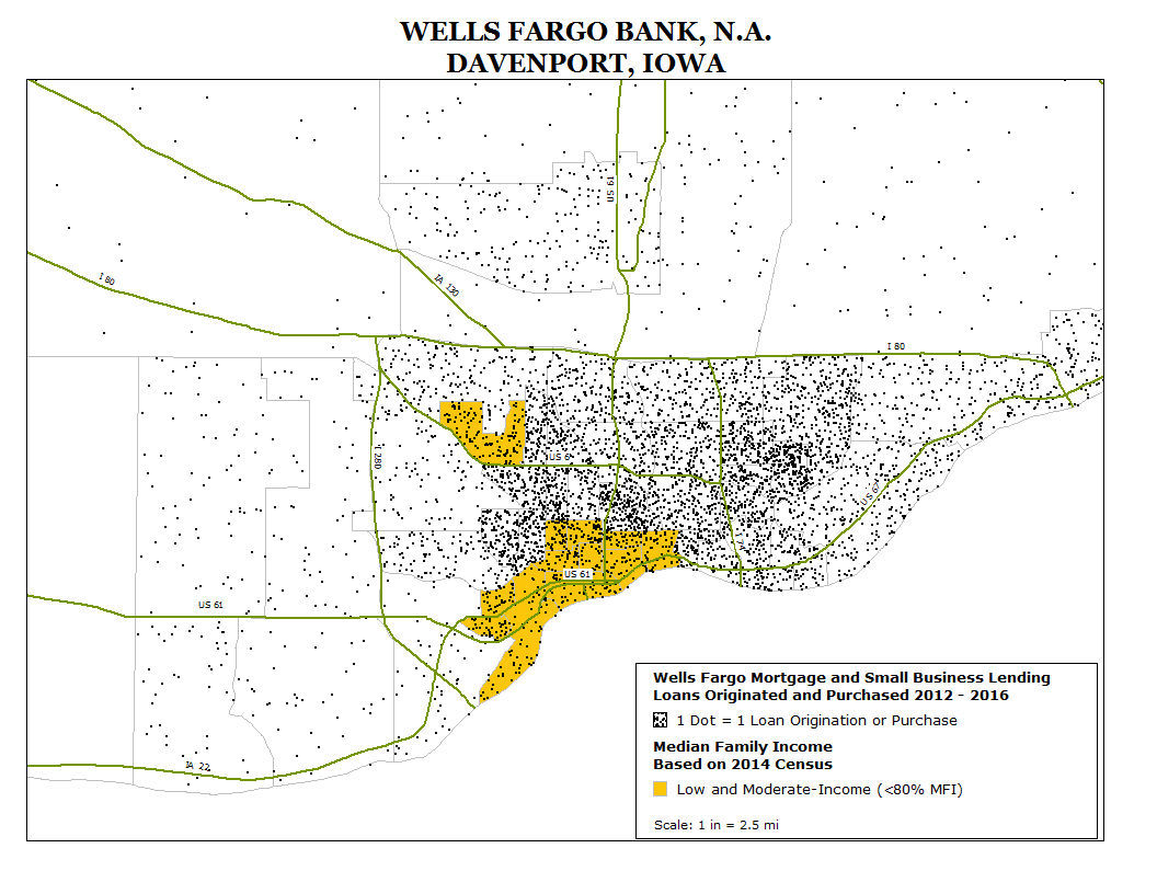City of Davenport ready to move bank accounts from Wells Fargo