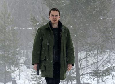 Film Review The Snowman