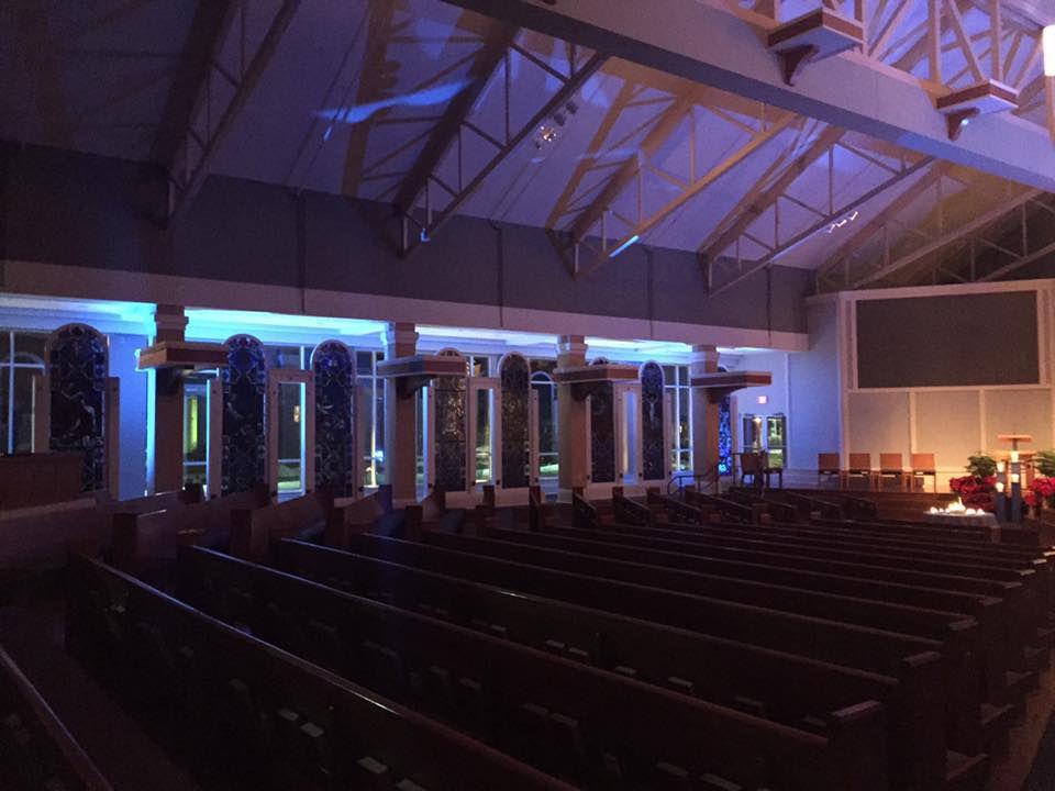 Blue Christmas 2, St. Paul's Lutheran, Dav.