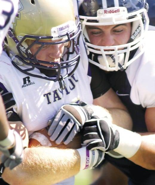St. Ambrose vs. Taylor football