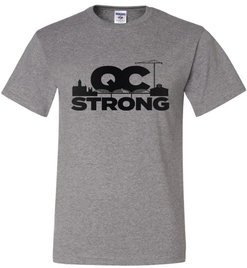 QC Strong fundraiser