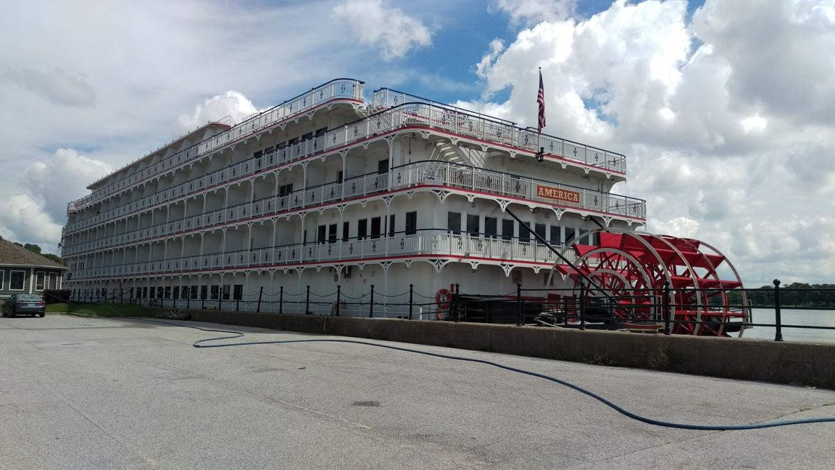 America riverboat