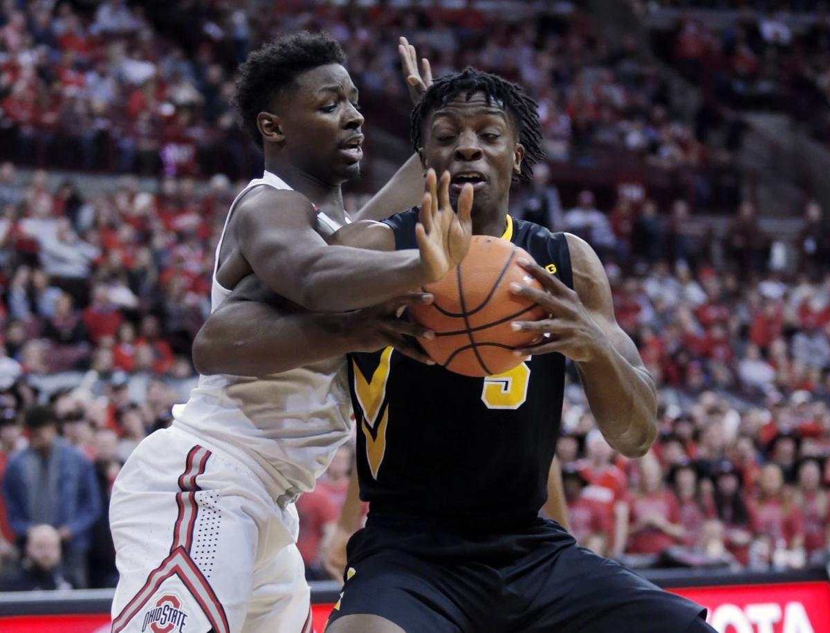 Iowa Ohio St Basketball