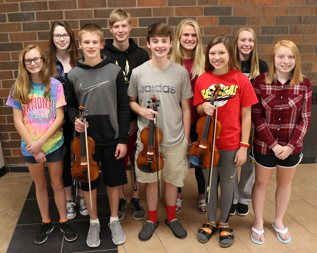 BHS Honors Orchestra 2017