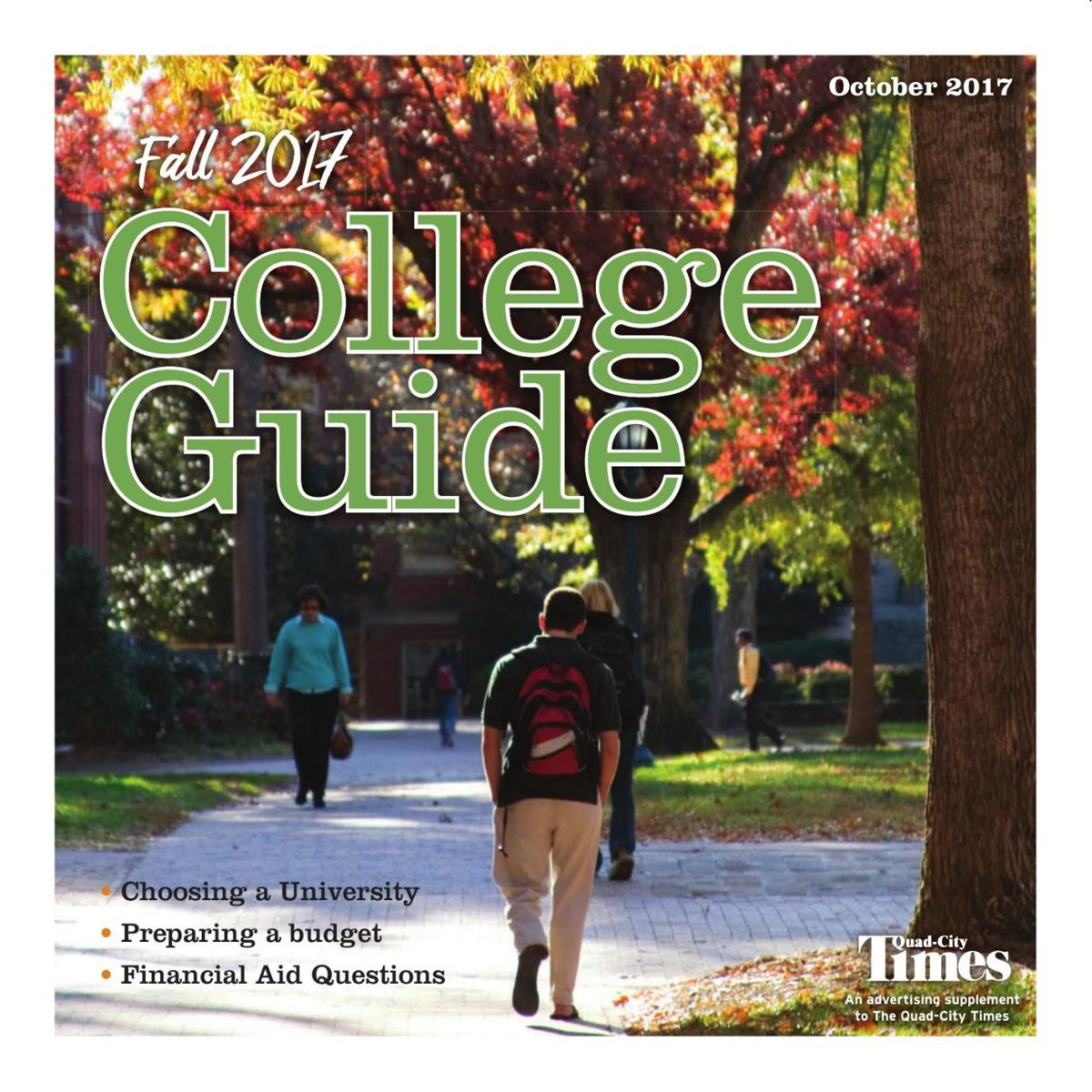 College Guide Fall 2017