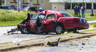 Police: Davenport cop chased car that caused fatal crash because