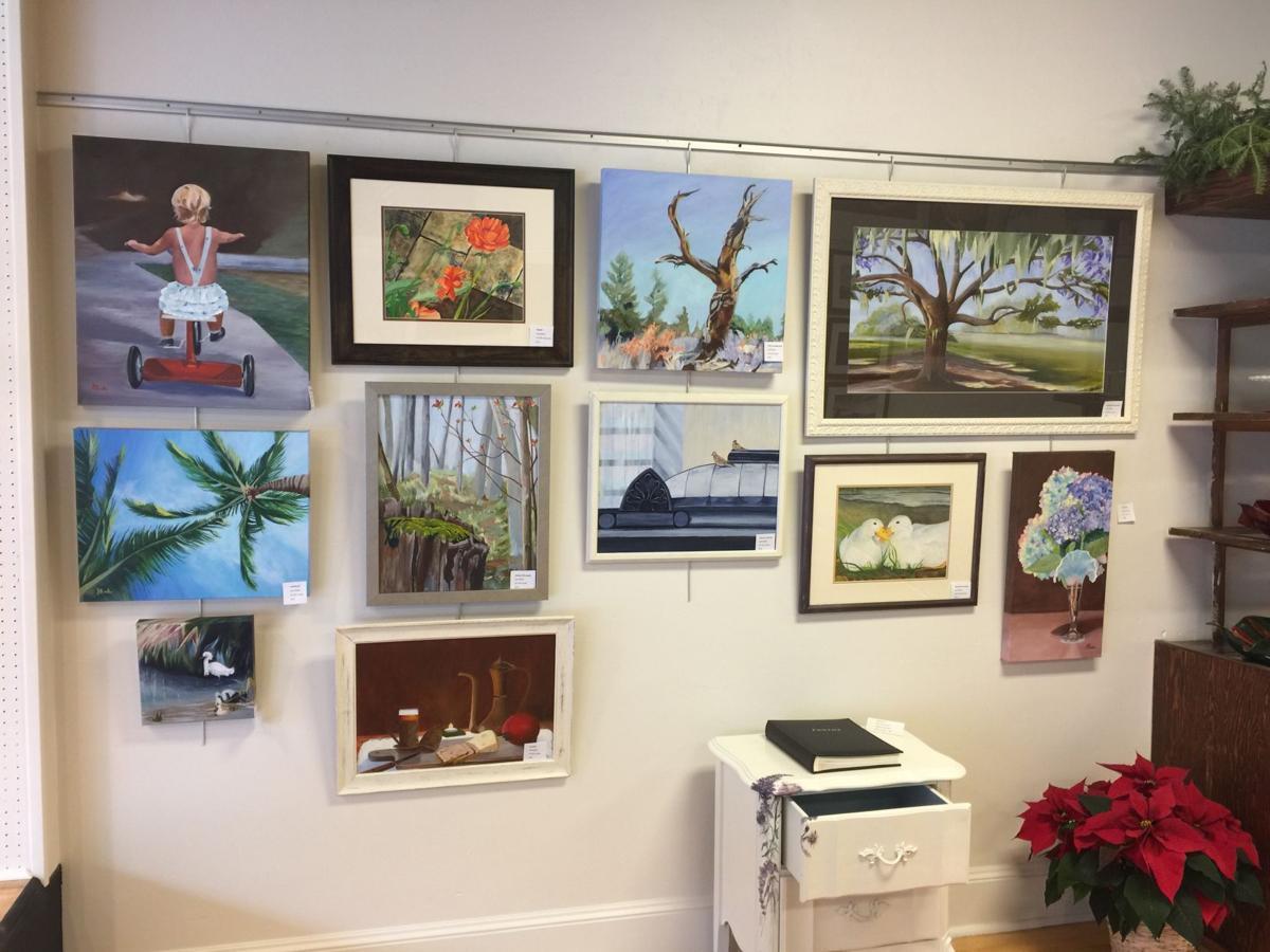 Loft 112 art gallery