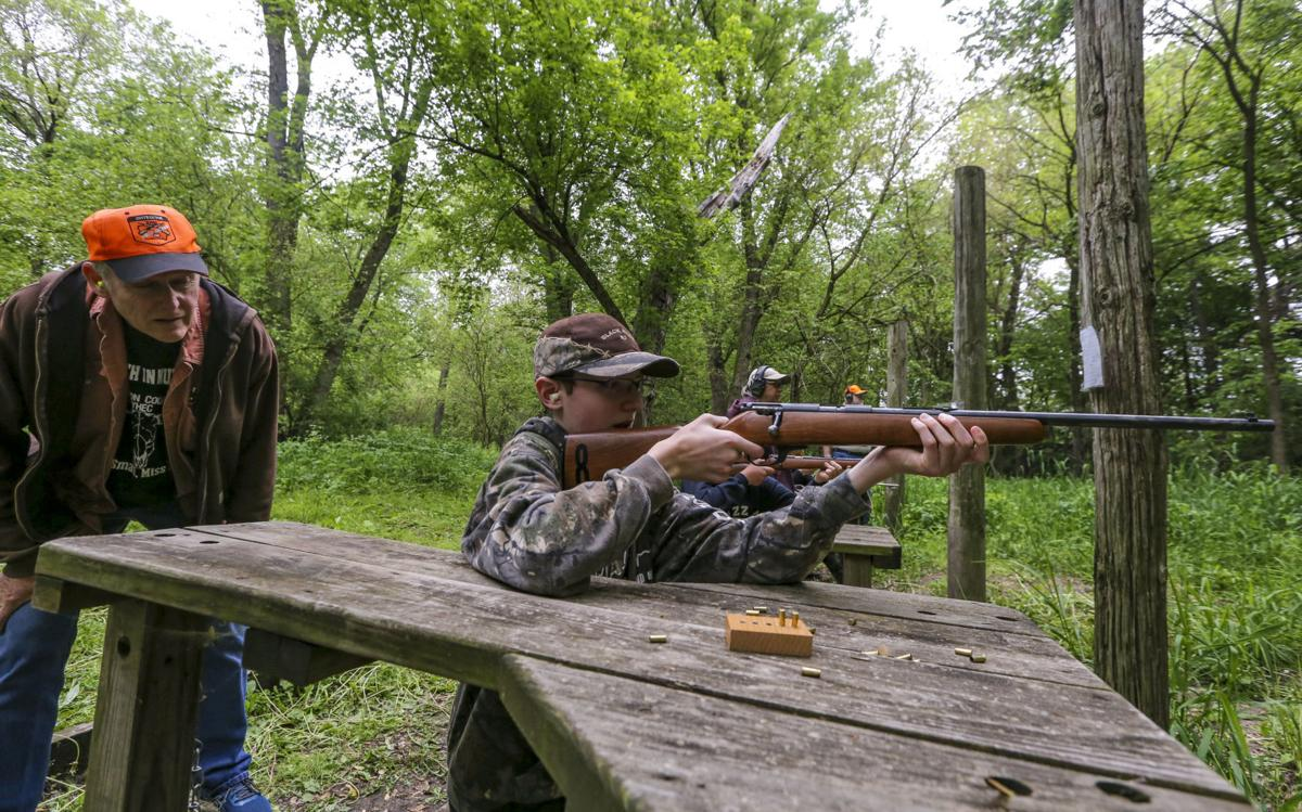 Youth Hunter Education Challenge 1