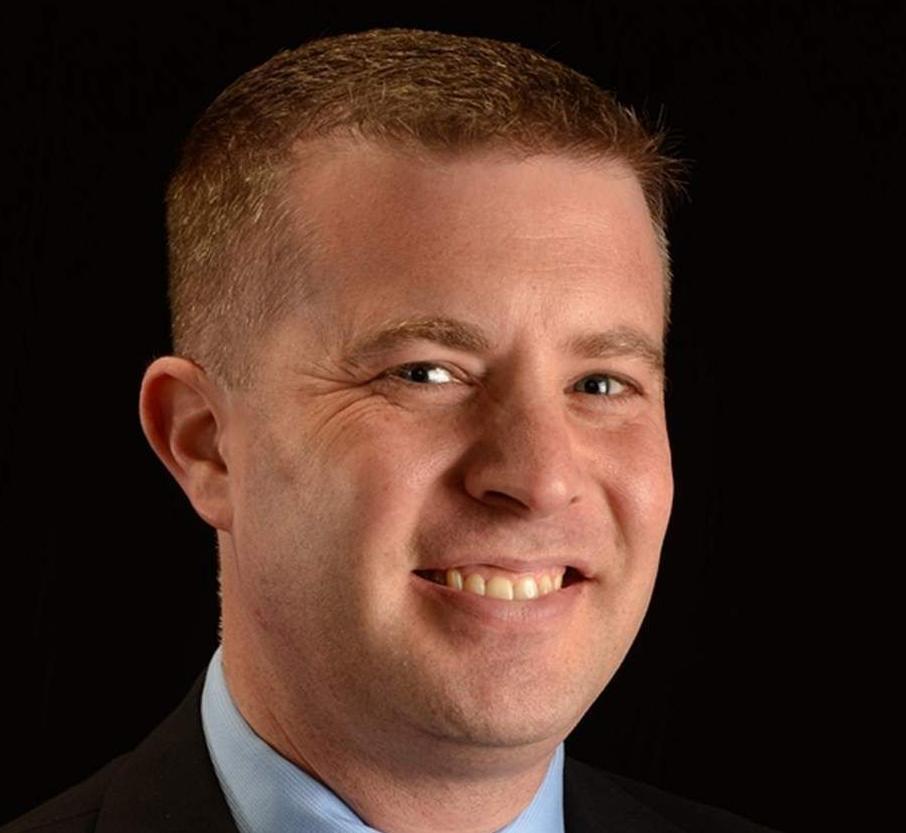 Dallon Christensen, chief finance officer, Bettendorf schools