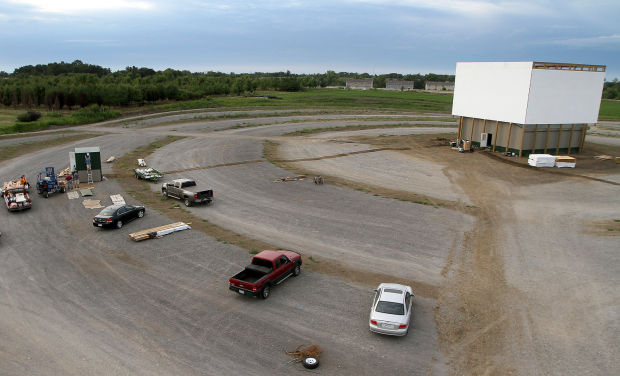 Blue Grass Drive-In