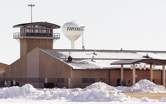 Thomson Correctional Center