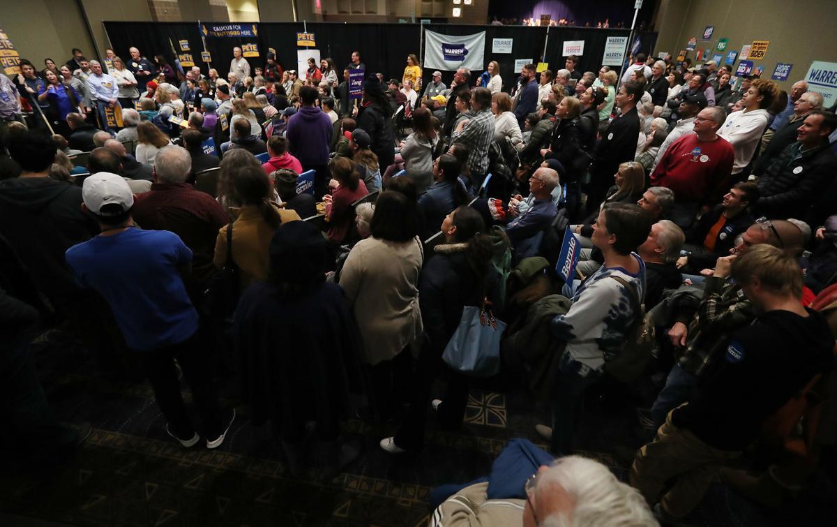 Caucus photo