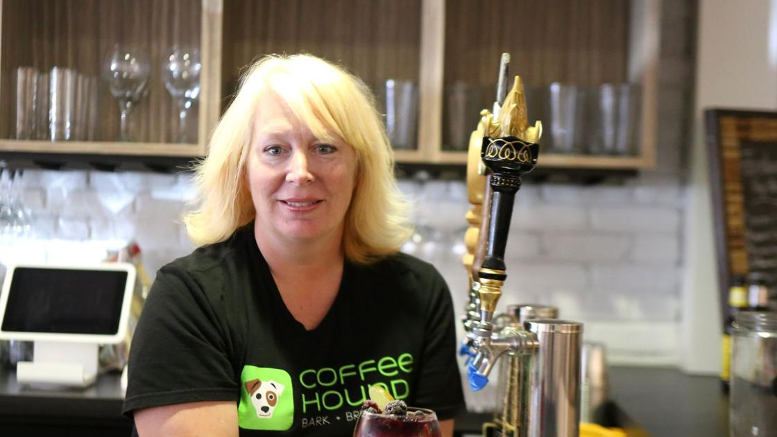 Bettendorf's Coffee Hound finds its niche with barks and brews | Food & Dining | qctimes.com