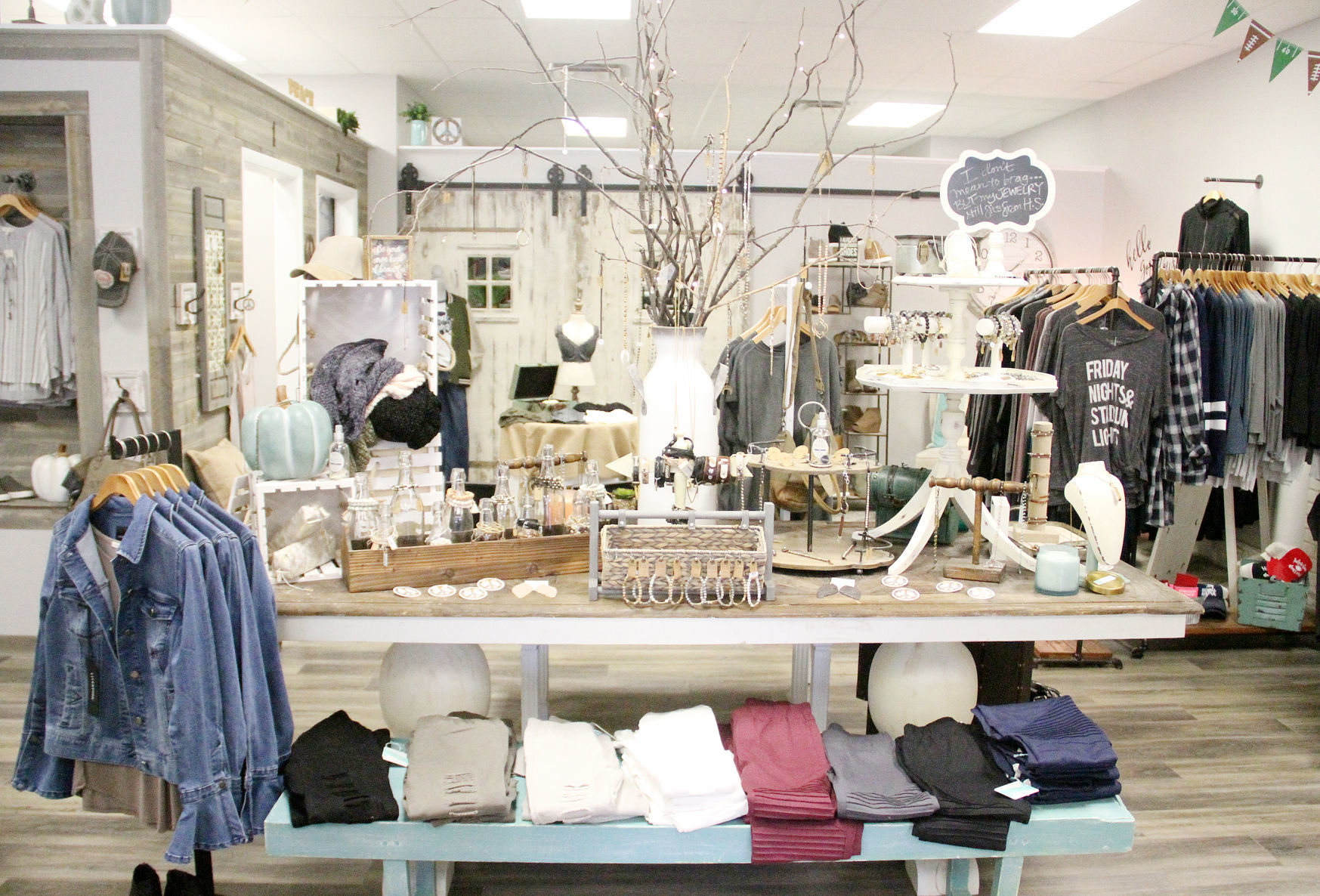 Find your peace' at Bettendorf's latest clothing boutique