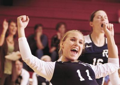 PV-Assumption volleyball