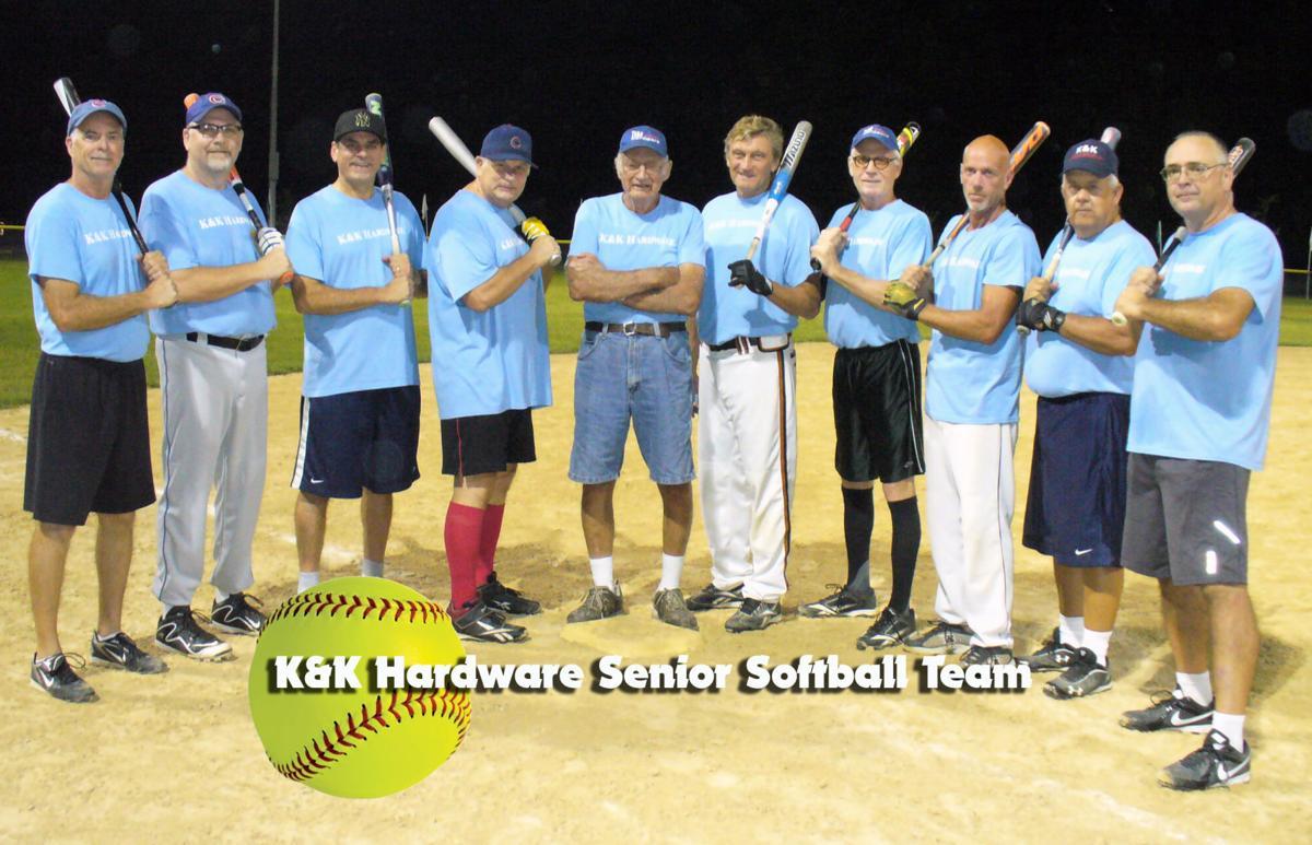 K K Hardware Wins Softball Titles Bettendorf News Qctimes Com