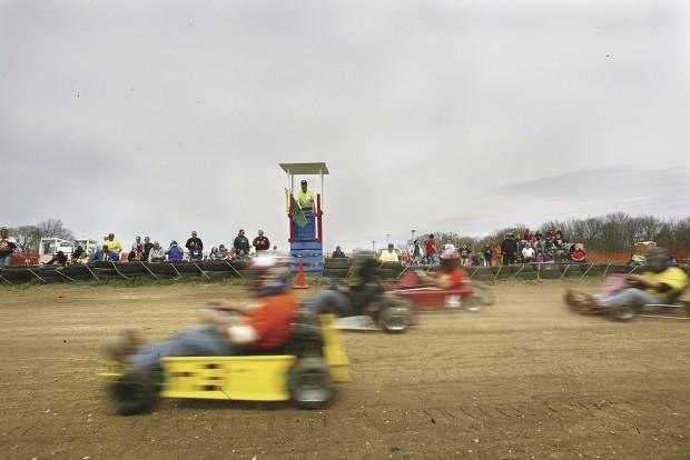 Rock Island Go Kart Races