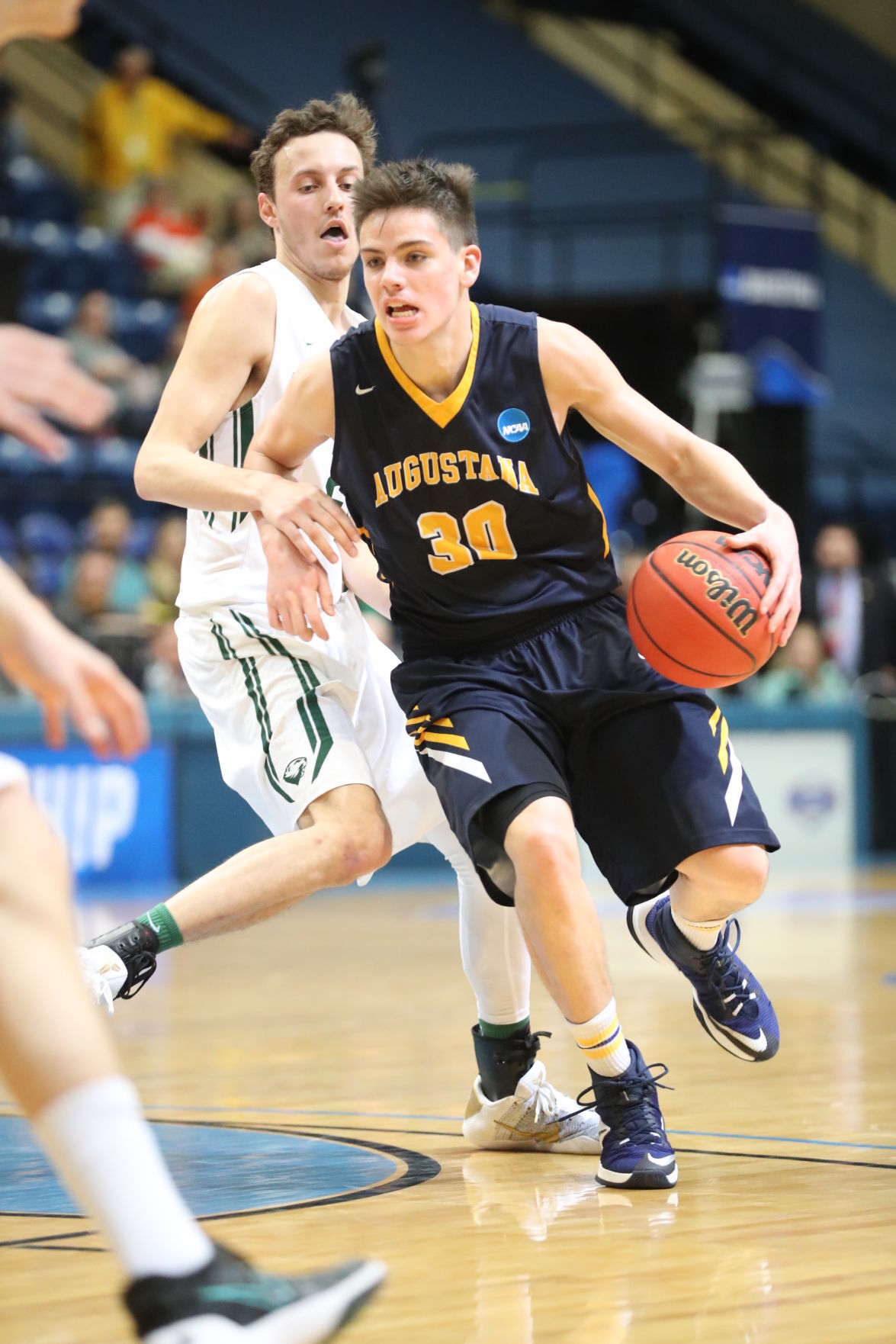 Augustana title game