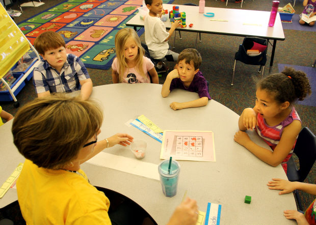 Learning keeps going at Bettendorf's Armstrong Elementary ...