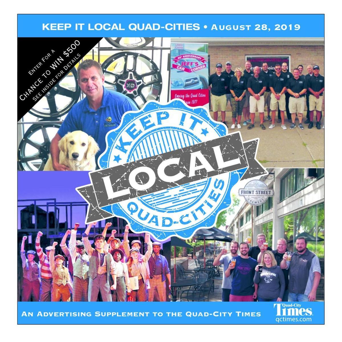 QCT Keep It Local