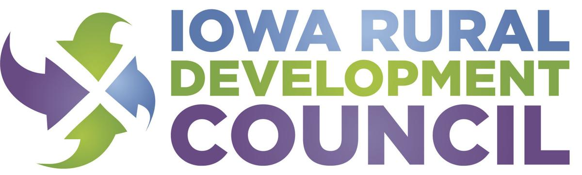 Iowa Rural Development Council logo