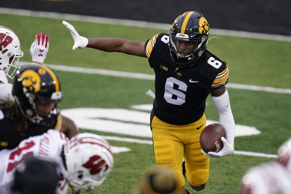Wisconsin Iowa Football
