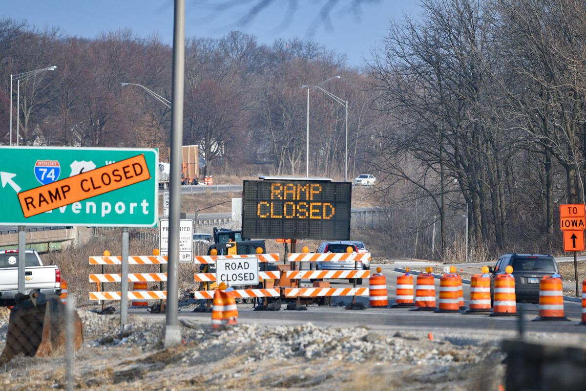 Iowa DOT allots $16M for night work on 74 bridge | Local