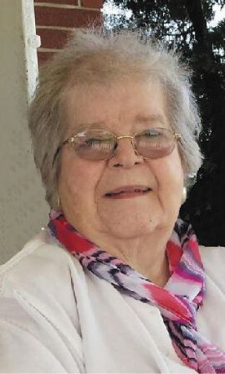 Arlene A. Zinger October 30, 1926 -January 10, 201
