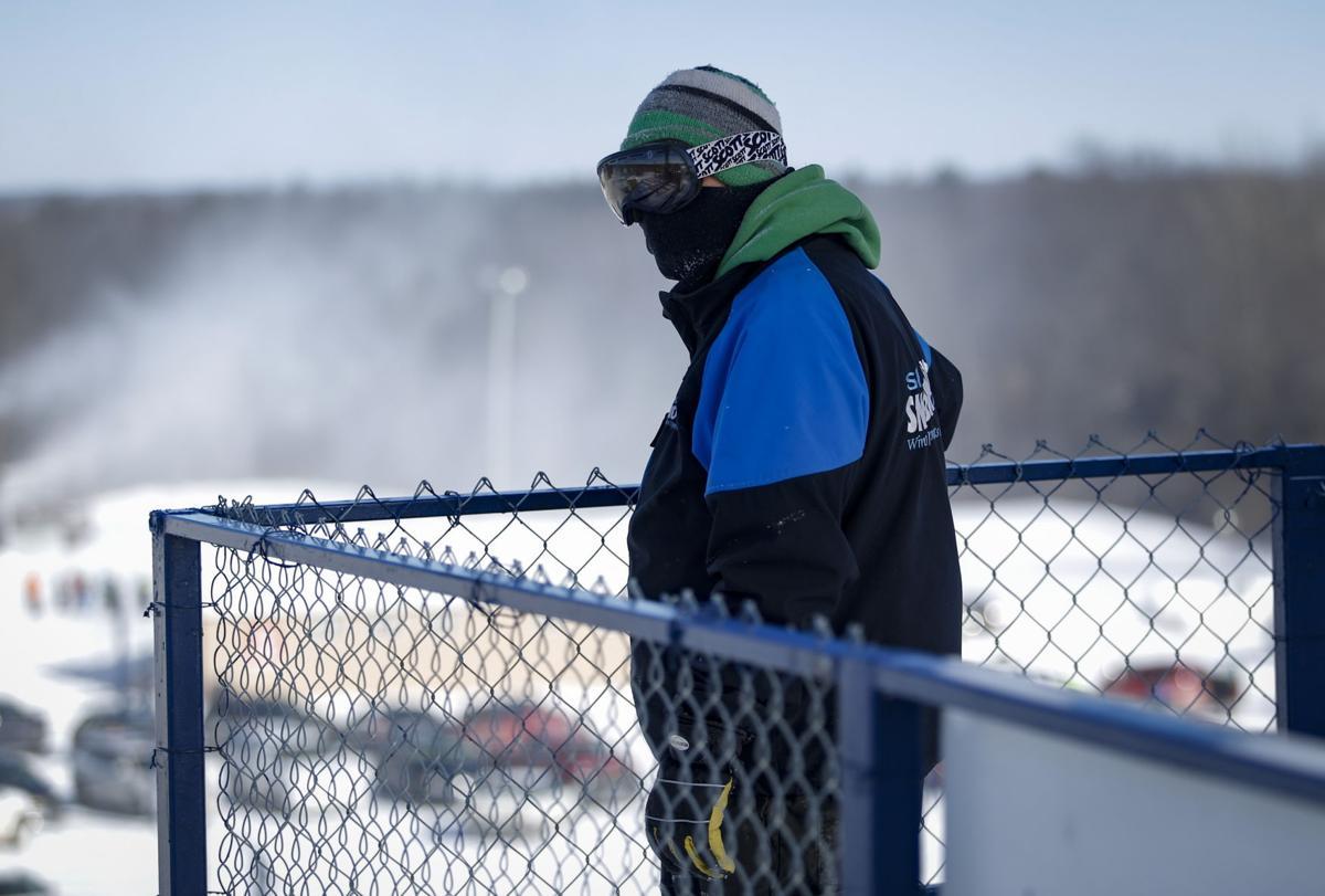 photos snow production at snowstar news qctimes com