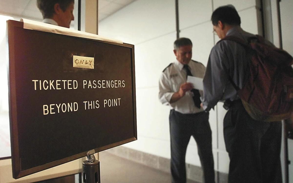 Airport... 09/12/01