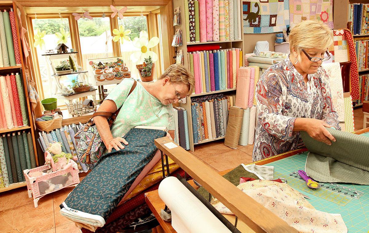 Photos: Little Red Hen Quilt Shop | News | qctimes.com : red hen quilt shop - Adamdwight.com