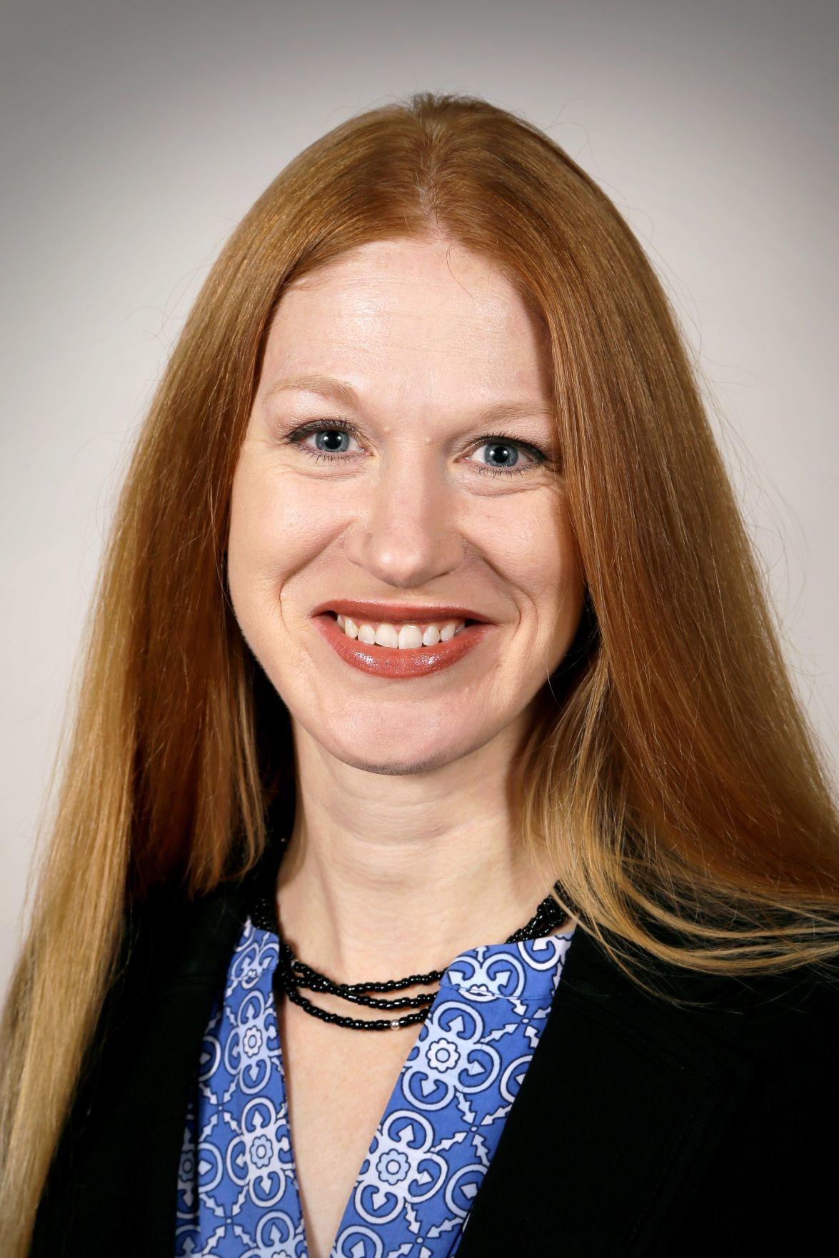 Iowa state Sen. Amy Sinclair