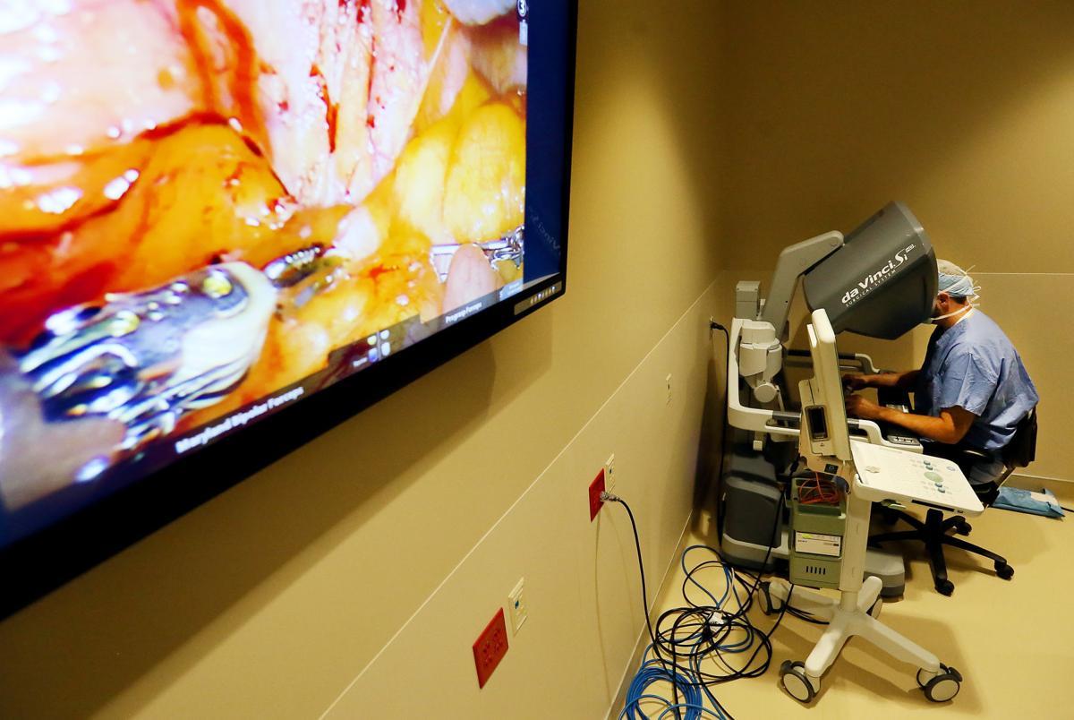 Robotic surgery 1