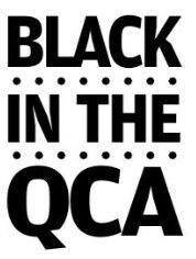 Black in the QCA Logo