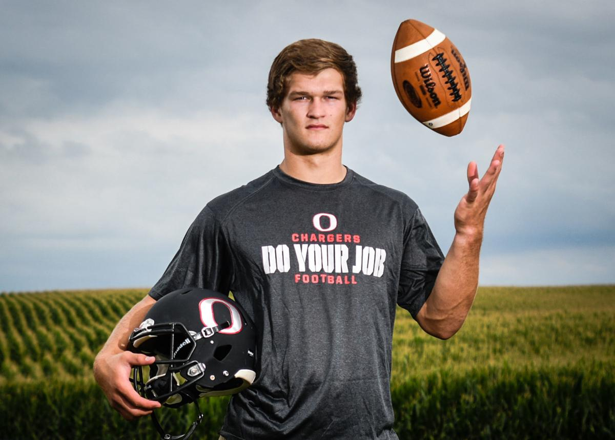 For Orion's Logan Lee, the work doesn't stop after Iowa commitment