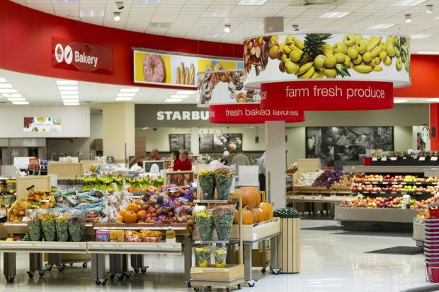 SuperTarget completes major remodel   Economy   qctimes.com Super Target Bakery