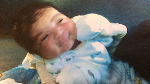 Missing Wisconsin baby found alive in West Branch