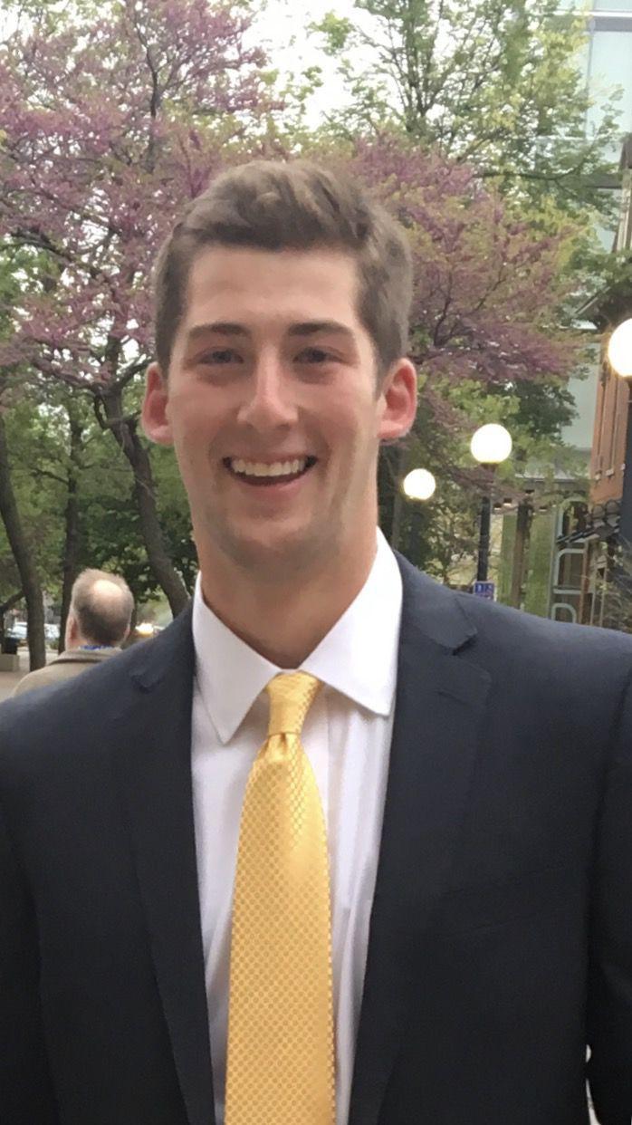 Matthew Moran, Tippie College 21 under 21 list