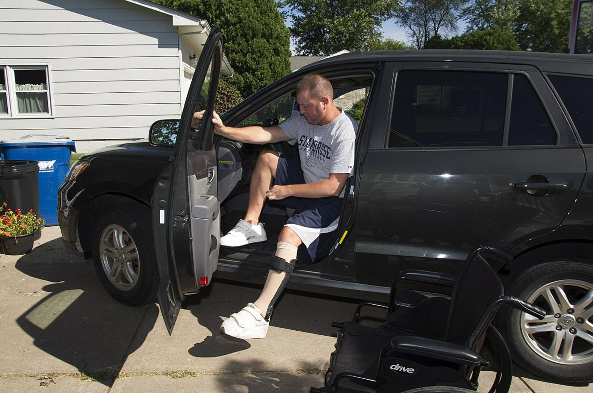 Josh Miller- SUV