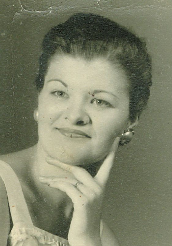 Betty Lindbom