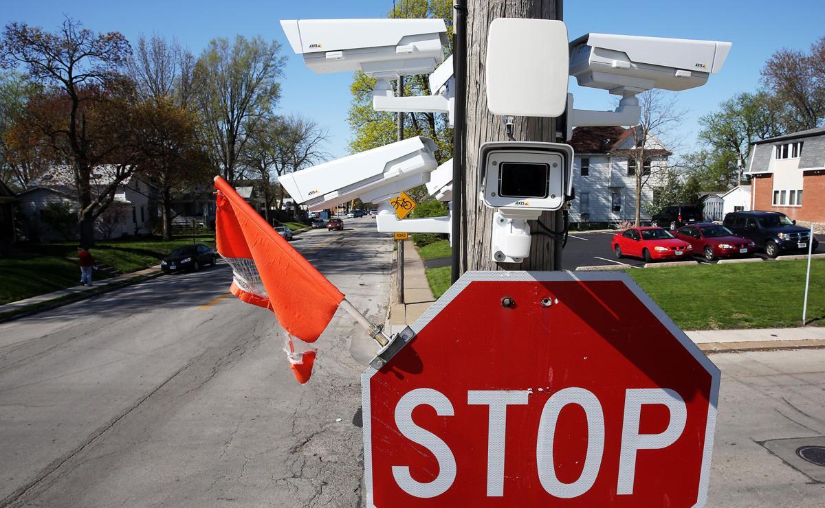 Washington Street traffic cameras go live next week in Davenport
