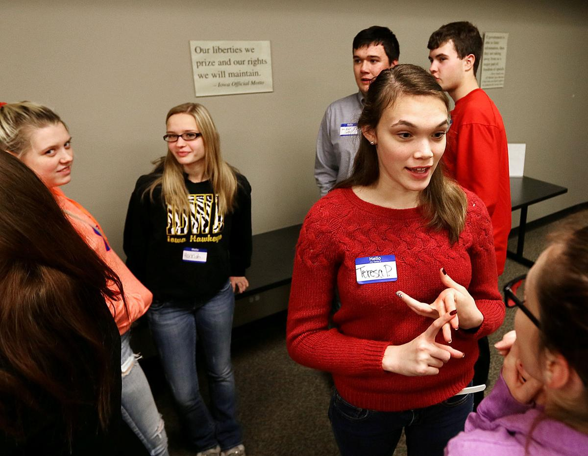 Iowa Youth Caucus