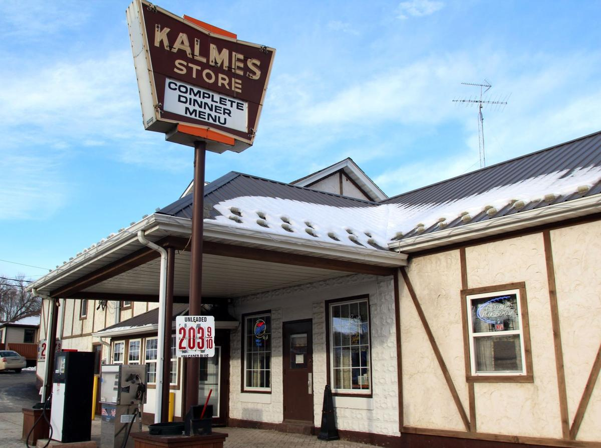 On the road: Since 1850s, 'small town way' pays off at Kalmes Restaurant
