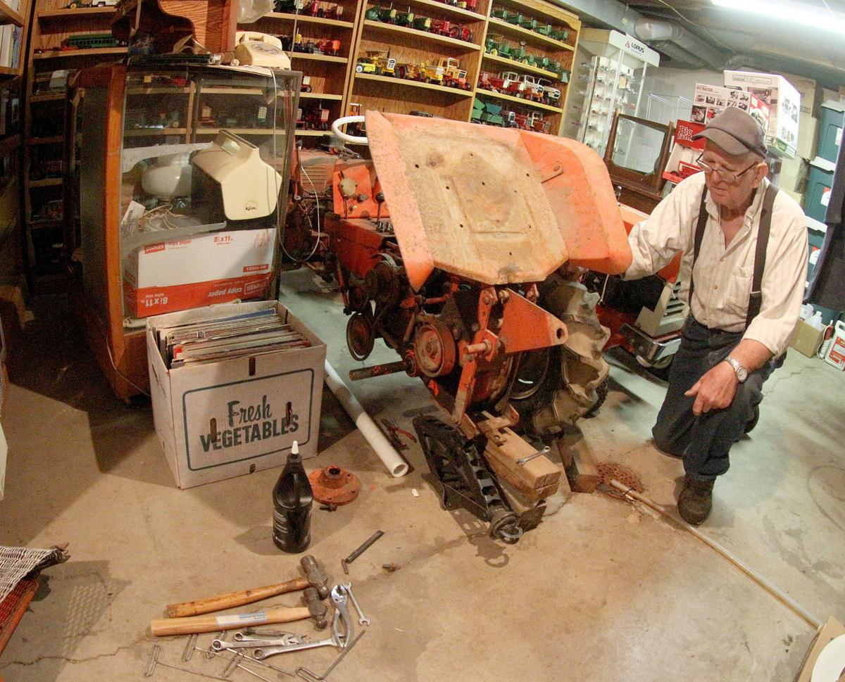 Q C First Calling All Lawn Tractors Show Will Be July 6 In Princeton Home Garden Qctimes Com